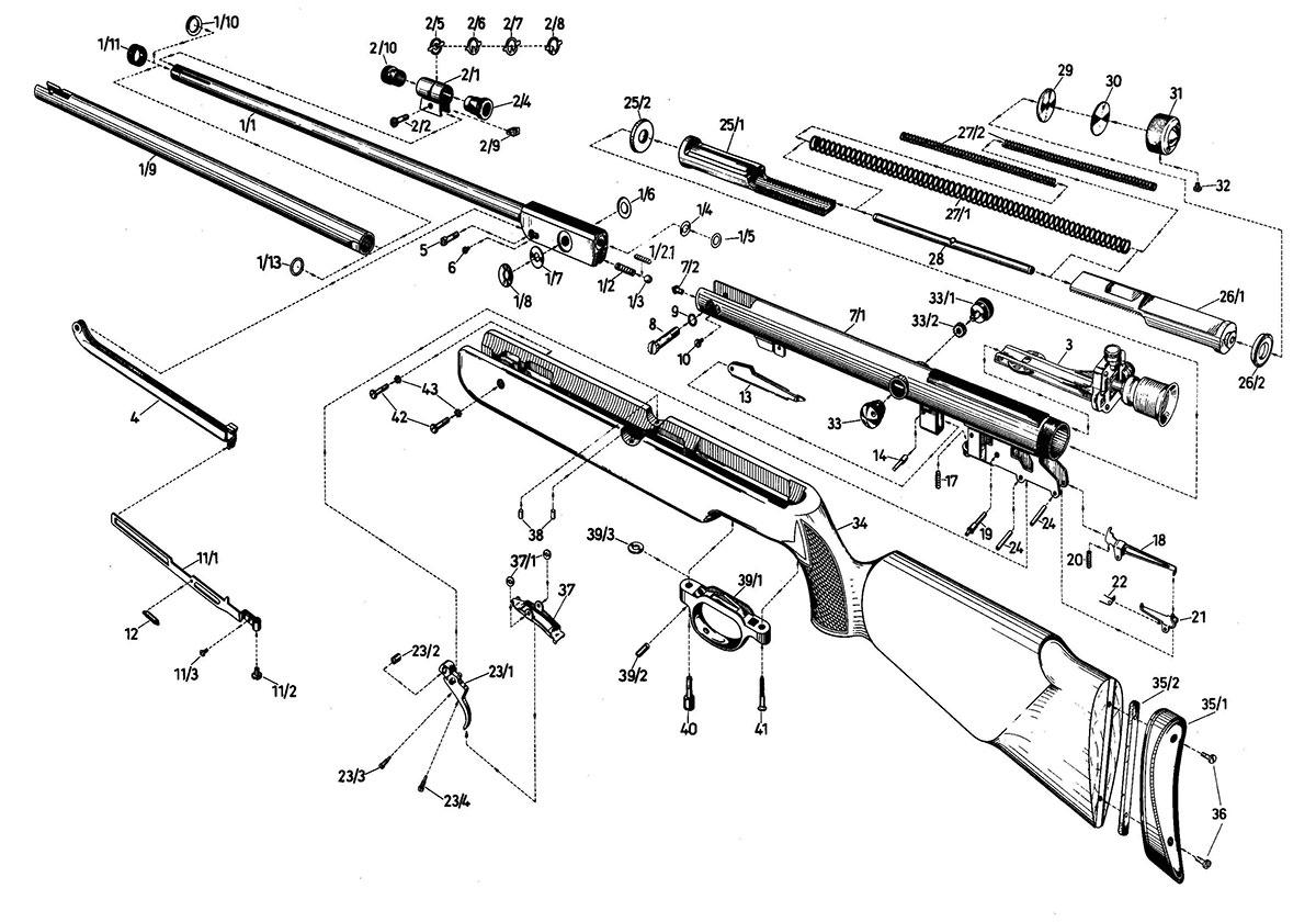luftgewehr shop luftgewehre luftpistolen und co2 waffen kaufen luftgewehr diana mod 60. Black Bedroom Furniture Sets. Home Design Ideas