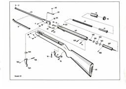 Luftgewehr diana 75 ersatzteile