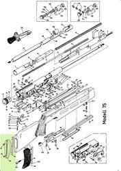 diana 75 ersatzteile luftgewehr und der bauplan f r das luftgewehr luftgewehr shop. Black Bedroom Furniture Sets. Home Design Ideas