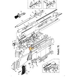 Luftgewehr diana 75 explosionszeichnung