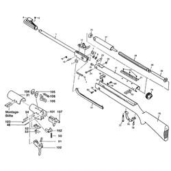diana 24 24d t02 t03 t04 ersatzteile f r das luftgewehr luftgewehr shop luftgewehre. Black Bedroom Furniture Sets. Home Design Ideas