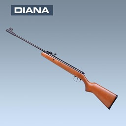 Diana Two Forty Luftgewehr 4,5 mm Diabolo