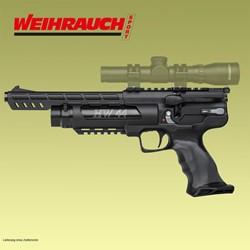 Weihrauch HW 44 Pressluftpistole