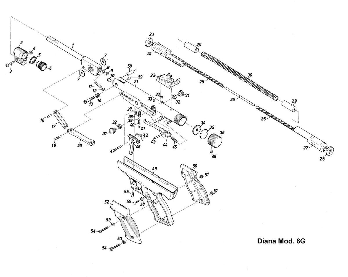 Luftgewehr-Shop - Luftgewehre, Luftpistolen und CO2 Waffen kaufen ...