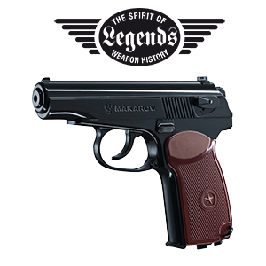 Legends CO2 Waffen Makarov - 1911